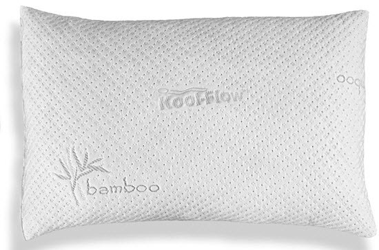 Bamboo Bed Pillows for Side Sleepers