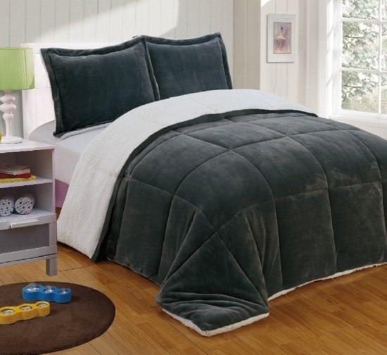 Micromink Comforter Sets