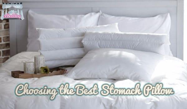 Choosing the Best Stomach Pillow