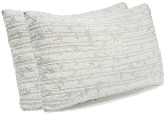 Clara Clark Bamboo Pillows