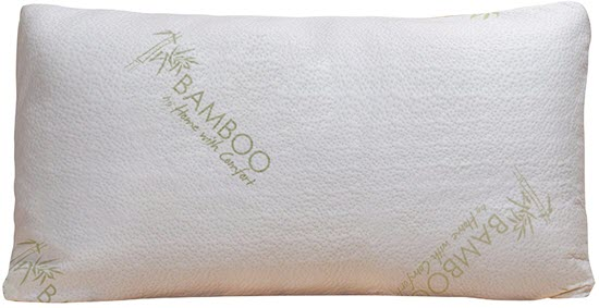 Home With Comfort Bamboo Pillows