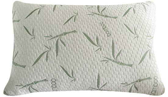 Sleep Whale Bamboo Pillows