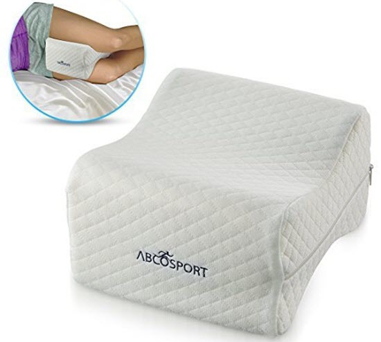 Abco Tech Memory Foam Knee Pillow