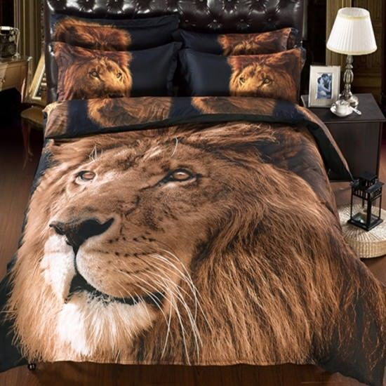 Alicemall 3D Bedding Sets