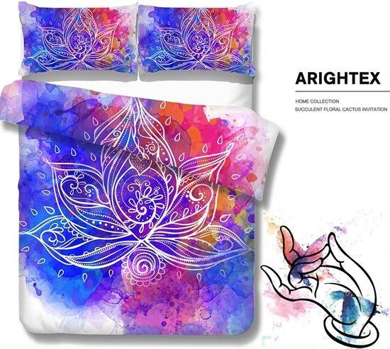 Arightex Boho 3D Bedding Sets