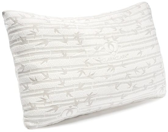 Clara Clark Memory Foam Pillows