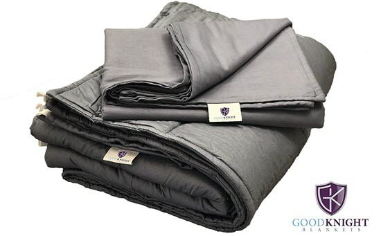 Good Knight Weighted Blanket