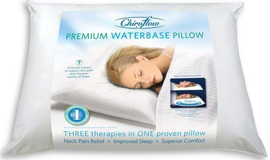 Water Pillow for Neck Pain