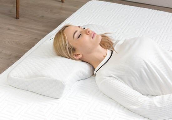 Tampor Pillow for Neck Pain