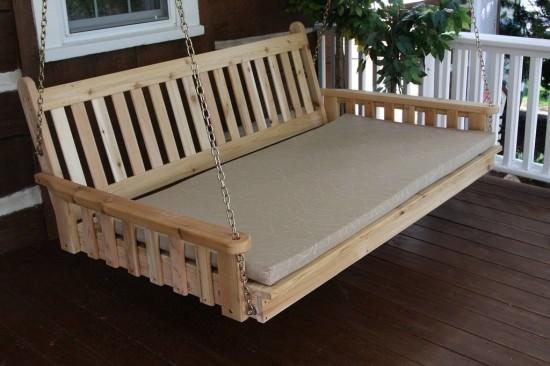 Oversized Porch Swing