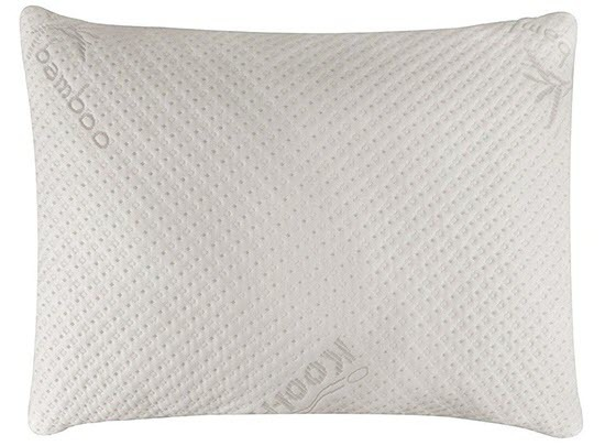 Snuggle-Pedic Memory Foam Pillows