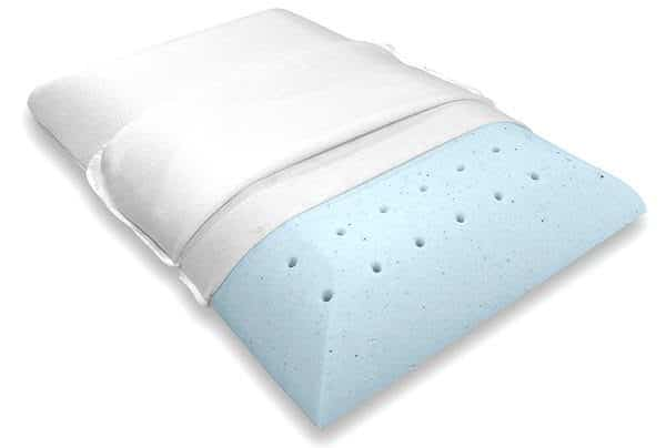 Bluewave Bedding Pillows for Stomach Sleepers