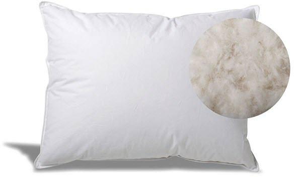 eLuxurySupply Pillows for Stomach Sleepers