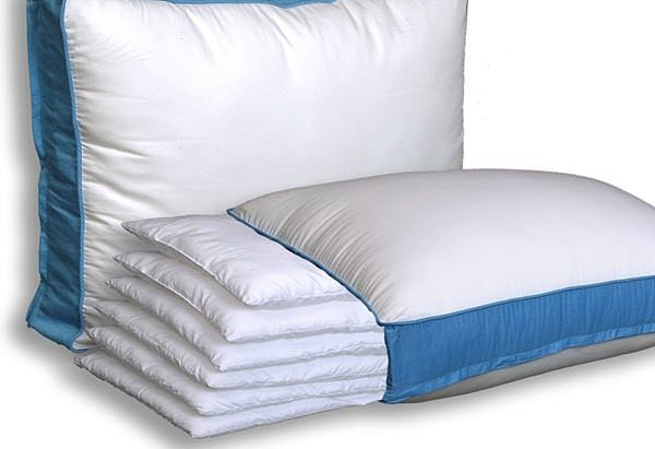 The Pancake Pillow for Stomach Sleepers