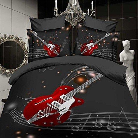 Suncloris 3D Bedding Sets