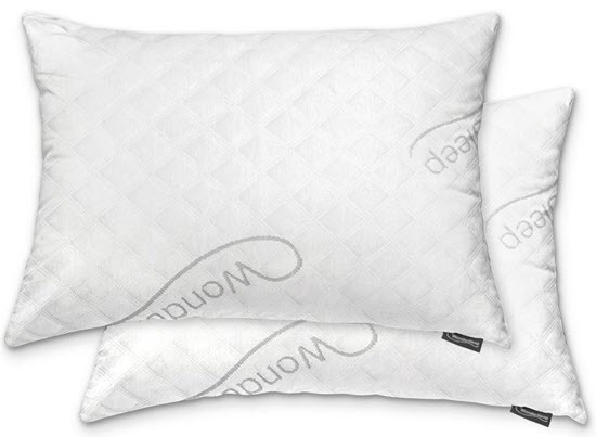 WonderSleep Memory Foam Pillows
